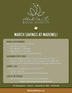 MadEmEl Specials Flyer March 2020_WEB